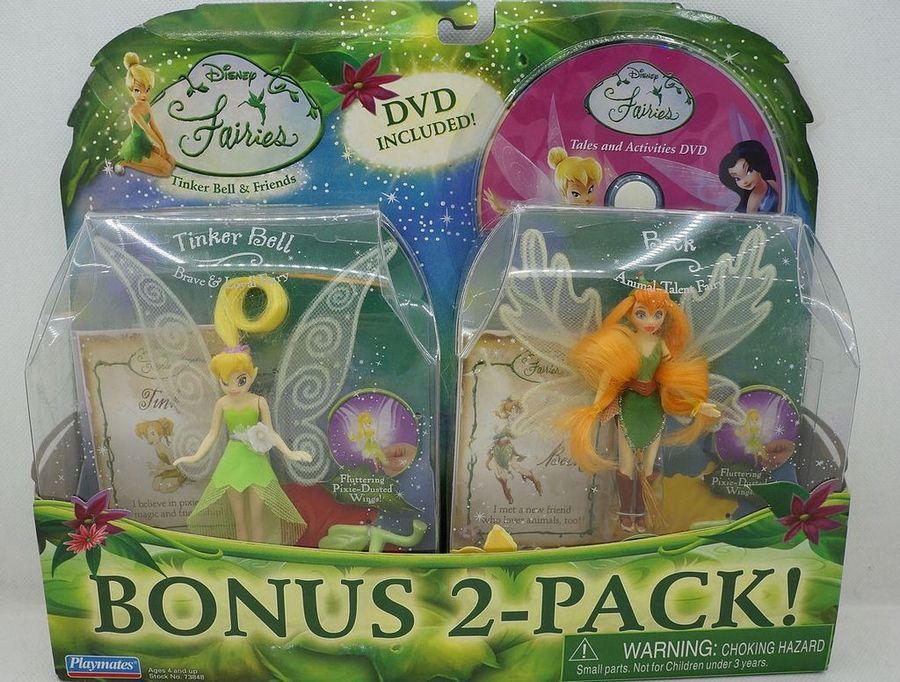 精灵小叮当仙子娃娃和朋友 Disney Fairies Tinker Bell and Beck