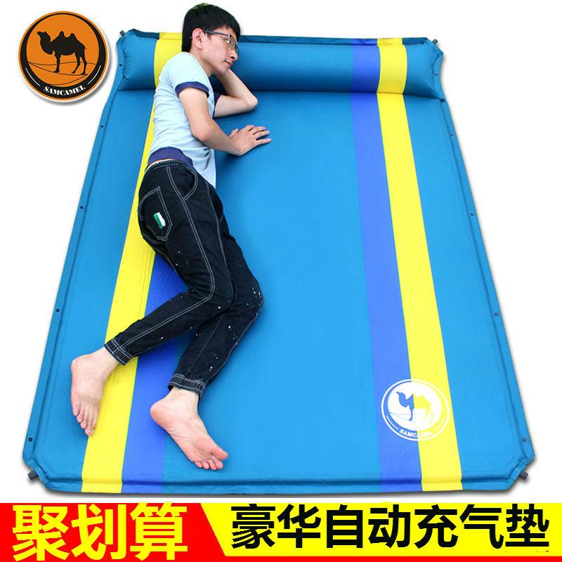 Воздушная подушка кровать двойной надувной один домой сгущаться на открытом воздухе кемпинг кемпинг палатка сложить портативный надувной подушка