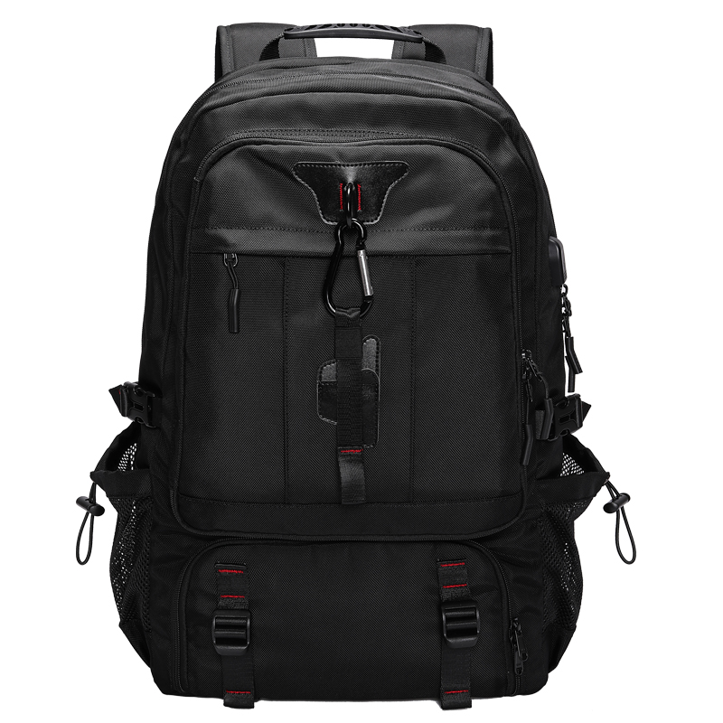 Extra large travel bag male outdoor mountaineering leisure super large capacity travel backpack female luggage multi-function