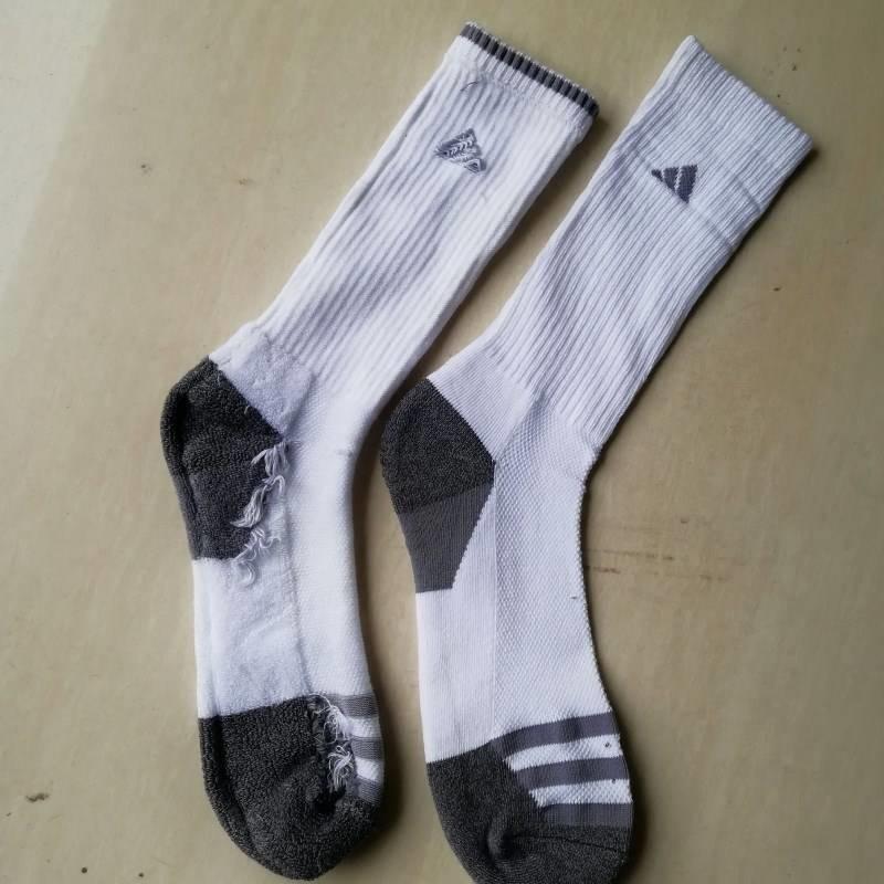 10双19元包邮篮球袜 男高筒毛巾底运动袜 杂款二等品便宜处理
