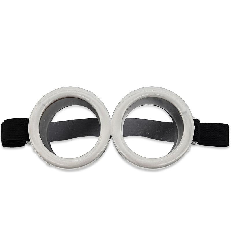 ハロウィンアニメ映画のコスプレ衣装のケビン眼鏡科学ゴーグル