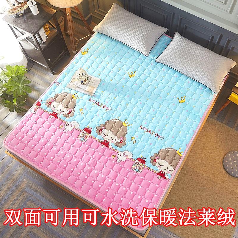 床墊學生宿舍單人床0.9雙人床褥1.2米1.5m1.8m床榻榻米床墊睡墊