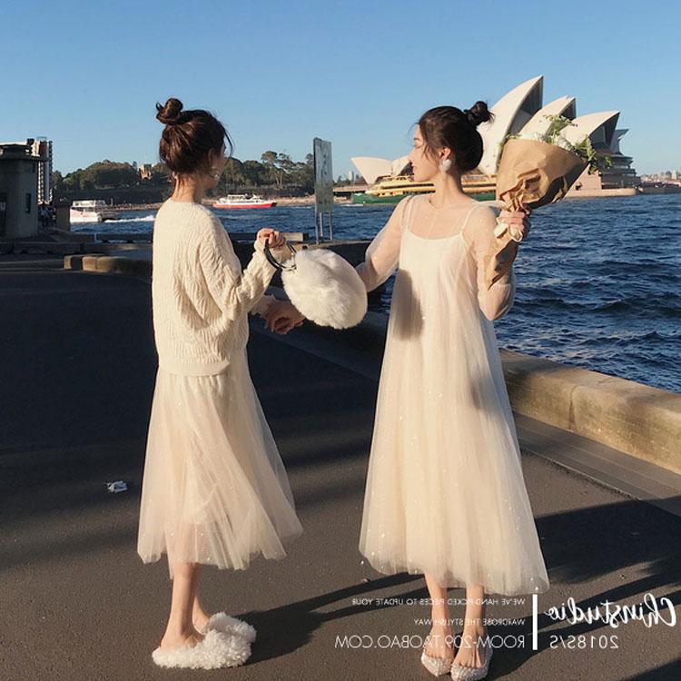 孕妇秋装时尚款潮妈两件套宽松毛衣12月10日最新优惠