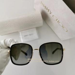 正品代購2020新款Jimmy Choo時尚亮片太陽眼鏡墨鏡周仰傑EIVA女