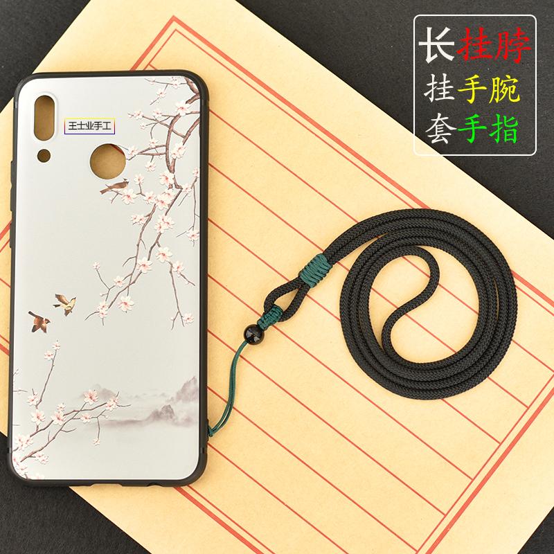 (用9元券)男女手机挂绳挂脖短带手腕创意个性手机链挂件吊饰手机壳可爱防丢
