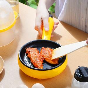 煎蛋器蒸蛋器煮蛋器家用迷你插电小型煎锅自动断电鸡蛋早餐神器