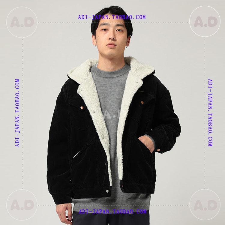 19FW Wrangler × BEAMS Hood bore jacket 休闲夹克