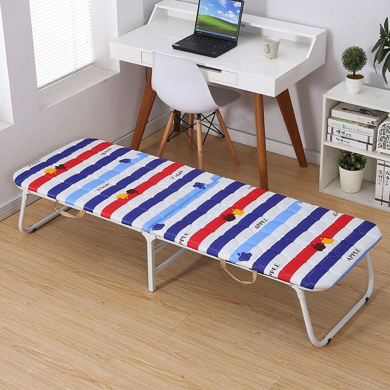 办公室简易床便携小折叠床单人床家用行军床午休床女成人午睡神器