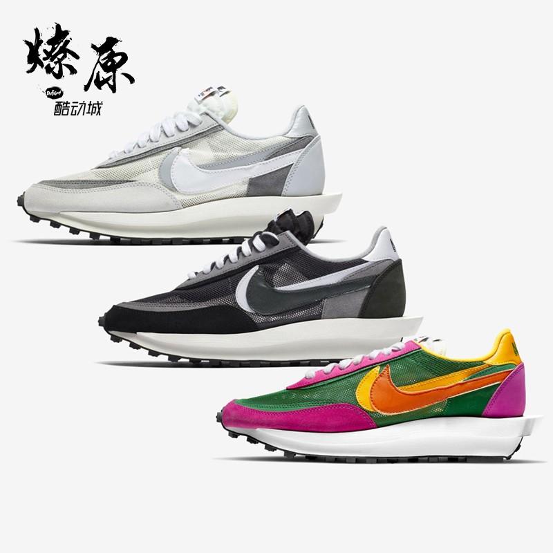 燎原bv0073-001-100-301解构跑鞋(非品牌)