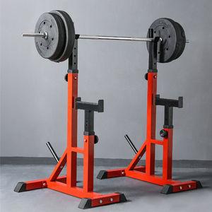 健身器材家用男士杠铃架深蹲架卧推器龙门架卧推床杠铃套装可调高