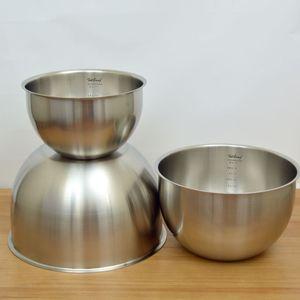 加大加厚304不锈钢盆打蛋盆加深18/10打奶油盆搅拌打发盆烘焙工具