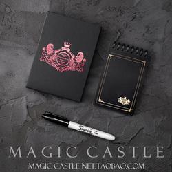 黑科技心灵魔术道具parapad笔记本