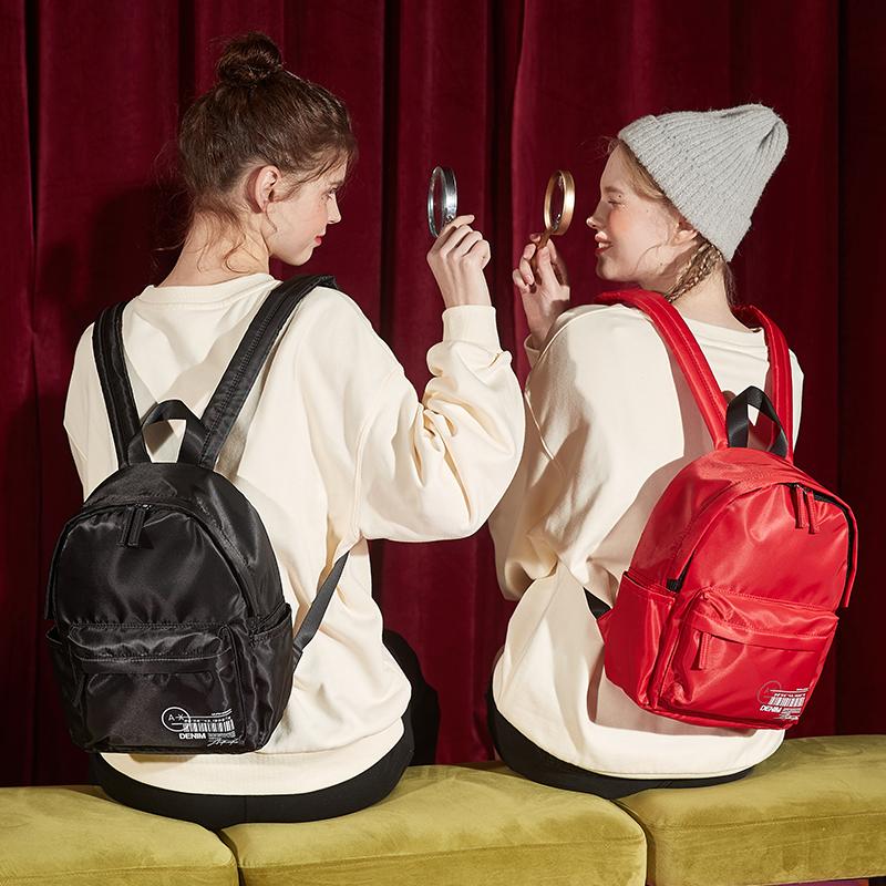 2020年新款双肩包女学生小包背包书包网红韩版高中百搭ins潮休闲