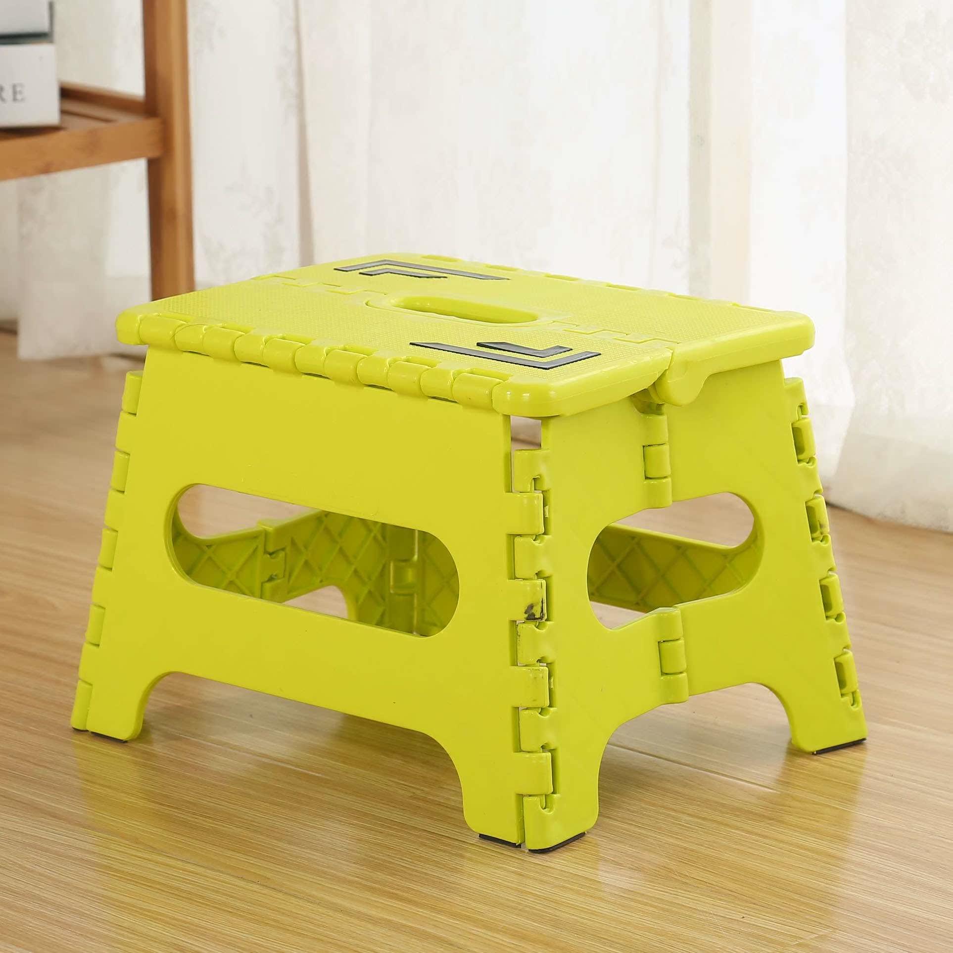 加厚款可折叠凳子便携式小板凳火车马扎塑料凳子成人家用户外椅子