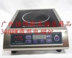 三角牌3000W平面商用电磁炉 商用 大功率电磁炉 3KW电磁炉