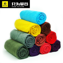 KF60024/60117 Outdoor Fleece Scarf for Men and Women in Autumn and Winter