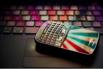 立体声扬声器戒网瘾备用手机黑莓经典手机9000情怀BlackBerry