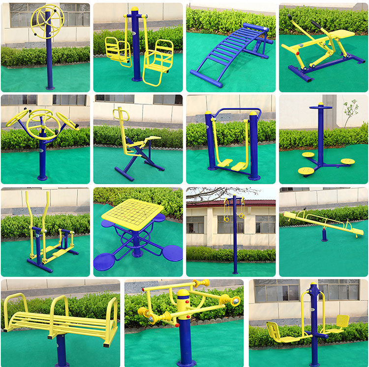 Outdoor fitness equipment outdoor Community Park Community Sports Square elderly home sports path Walker