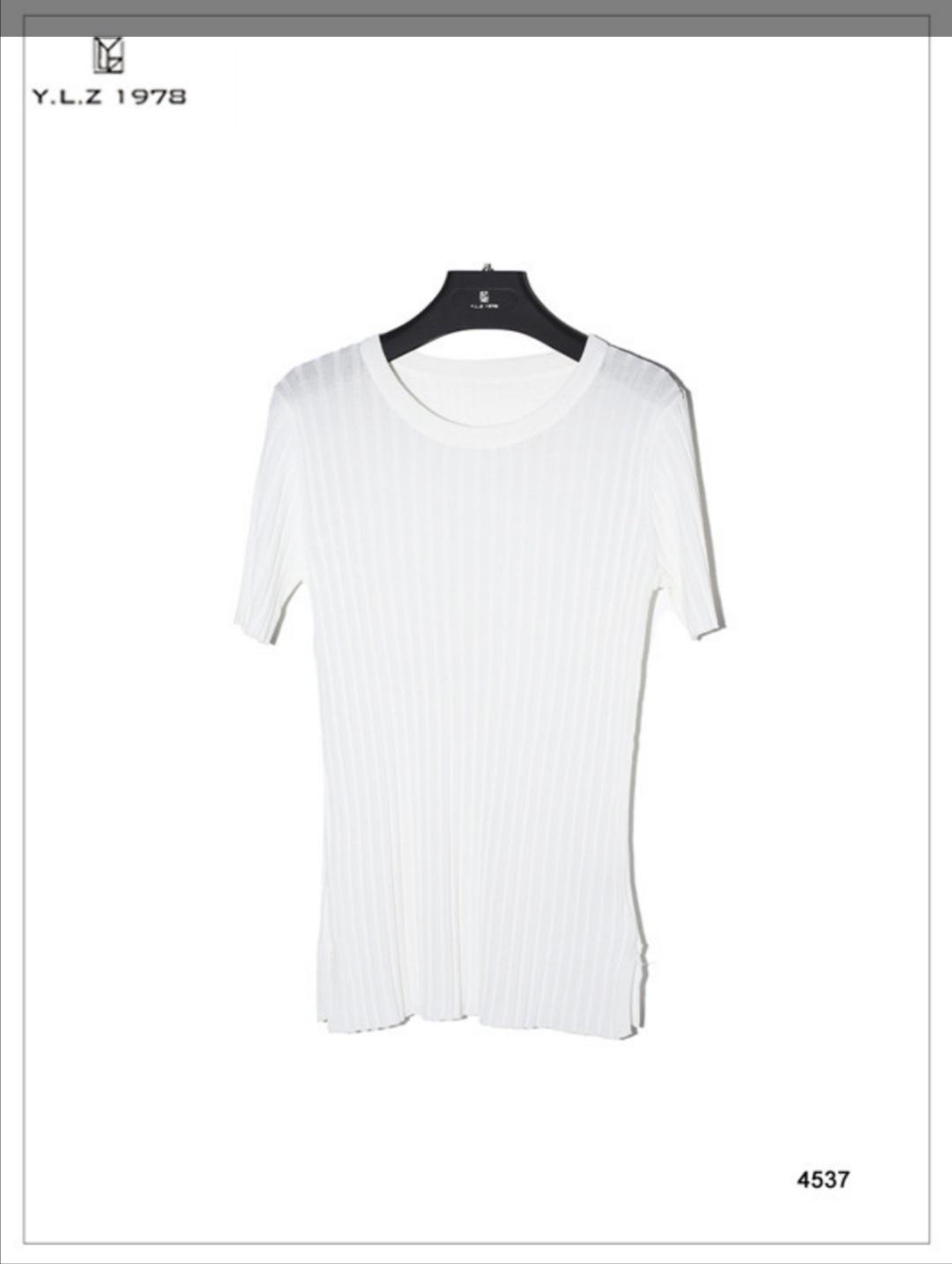 轻奢女装设计师品牌专柜精品针织GC995537
