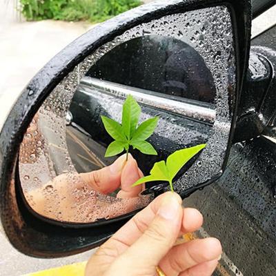福特福克斯新世代全顺车载后视镜膜纳米防雨贴防水高清视野贴膜