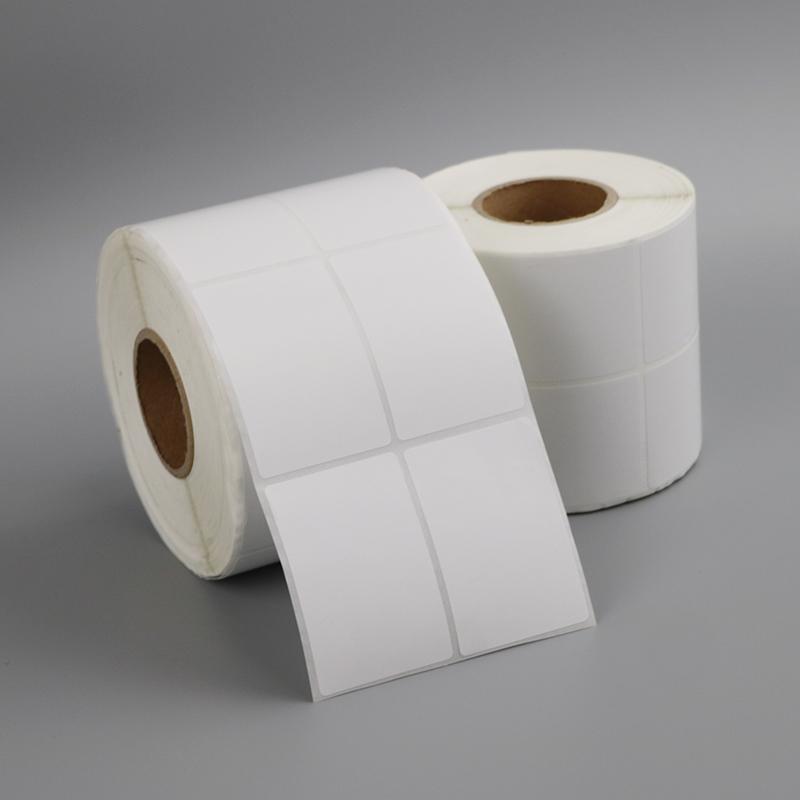 合成纸 亮白PET/PVC撕不烂防水不干胶玻璃水洗标签刀具标签卷筒
