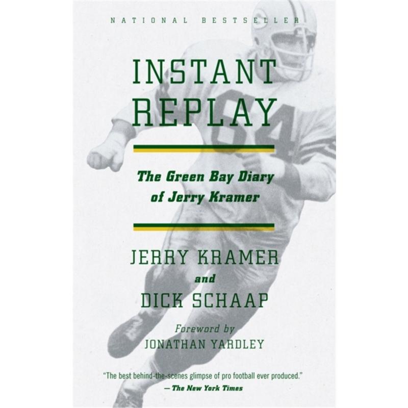 预订Instant Replay:The Green Bay Diary of Jerry Kramer