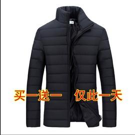 特价反季清仓男士羽绒服修身短款棉衣服男秋冬季外套冬装加厚男装