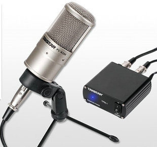 Takstar Victory PC K200 Optical Desktop condenser microphone recording microphone computer network K song