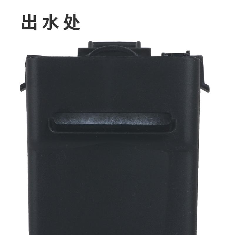 龜缸低水位過濾器 烏龜缸過濾器 魚缸過濾器內置低水位烏龜過濾器