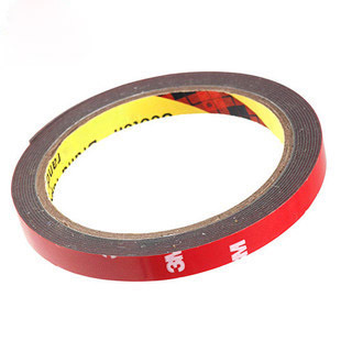 3M double sided adhesive tape 3M double sided foam tape auto car decoration essential 1CM wide