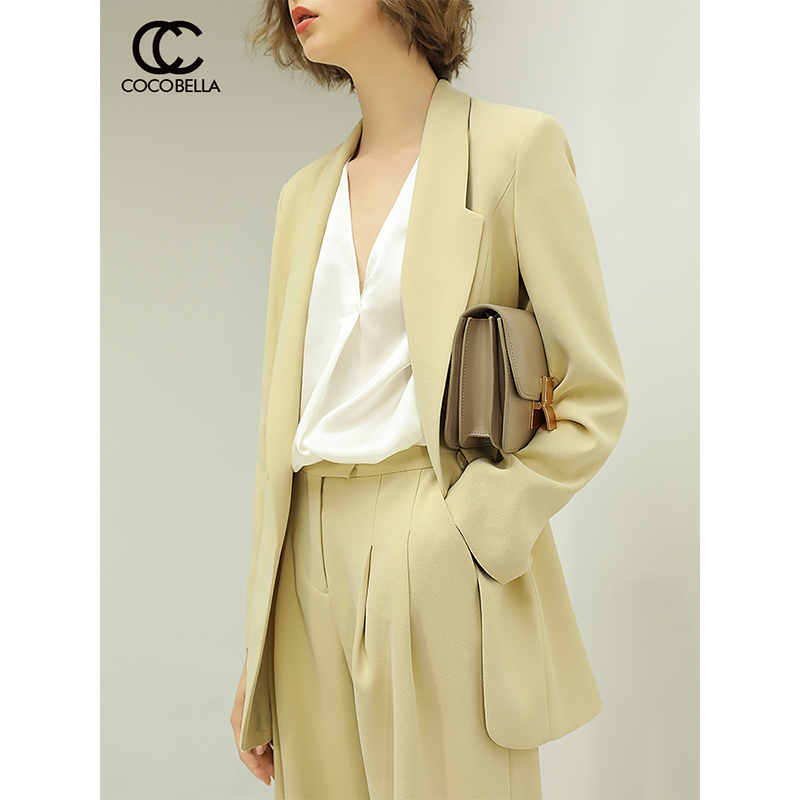 COCOBELLA Vanilla Casual Suit Set CT1003