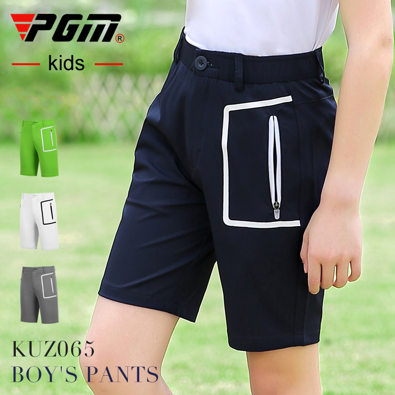 New golf clothes pants childrens golf clothes boys shorts summer sports pants