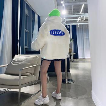 新款韩国xoxogoodboy代购环保大衣