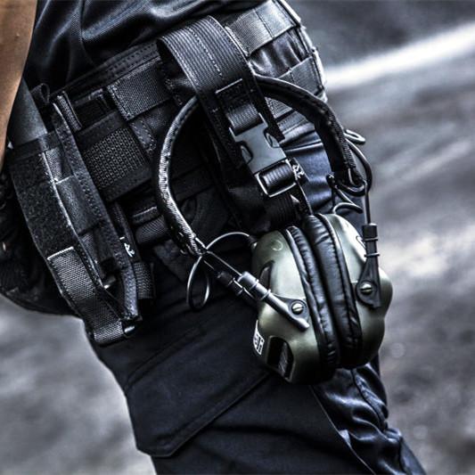 Жестокий тигр лагерь EARMOR M31 подобрать подавление шума наушники тактический мобильный телефон днищем наушники стрелять забастовка теплые наушники