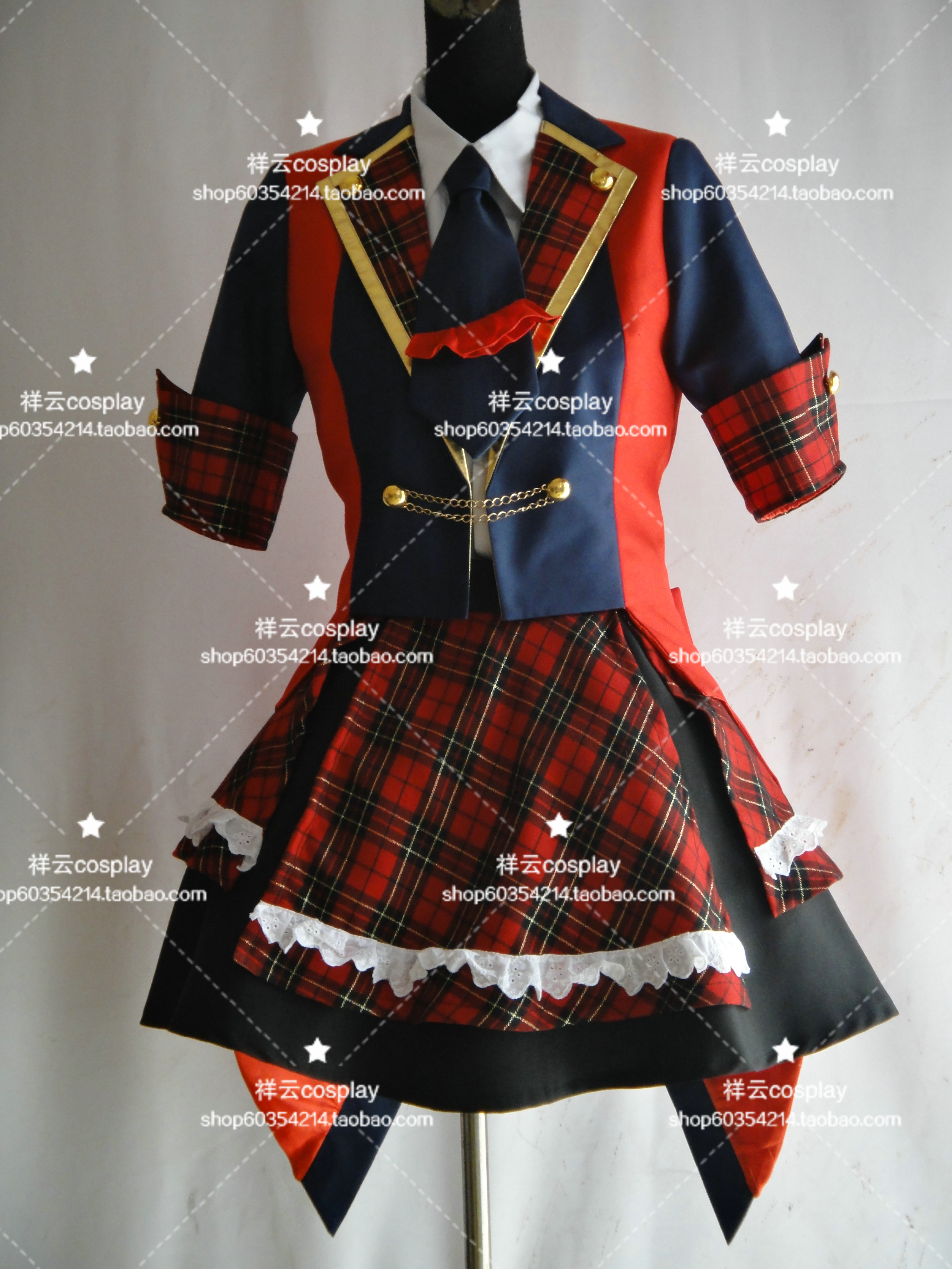 Akb0048cos the 11th generation of mubano Youmei cos