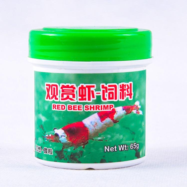 Тайвань высокий кальций часы награда креветка подача материал кристалл креветка зерна поляк пожар золото метр раковина секс микро зерна 65g креветка зерна