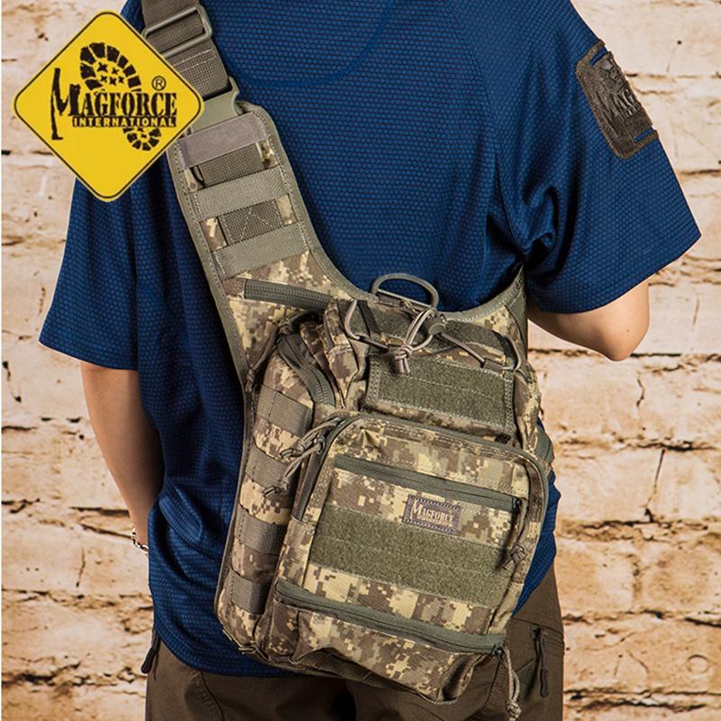 Magforce TAIMA 0424 gannet saddle bag SLR camera bag leisure messenger bag