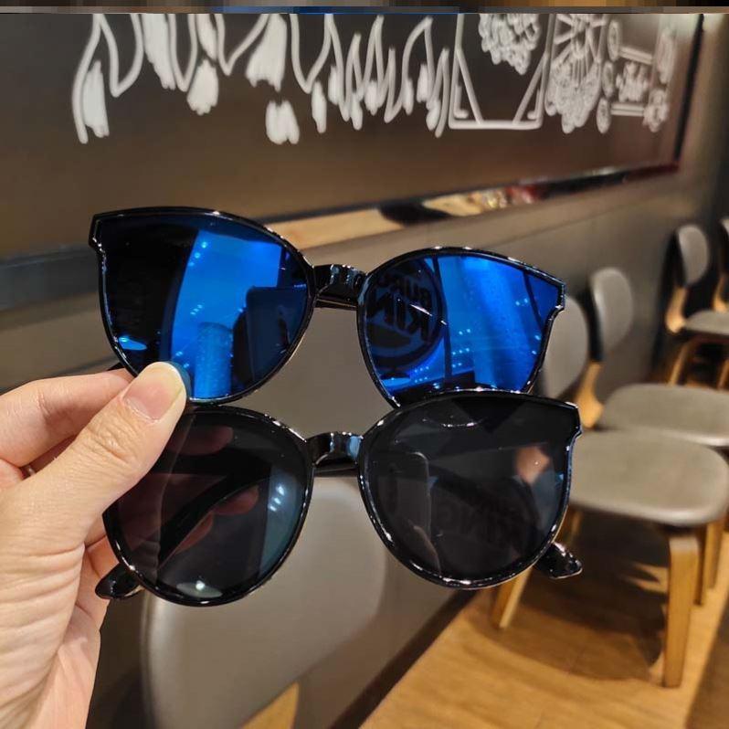 儿童太阳镜男童女童偏光防紫外线宝宝眼镜玩具潮可爱卡通时尚墨镜