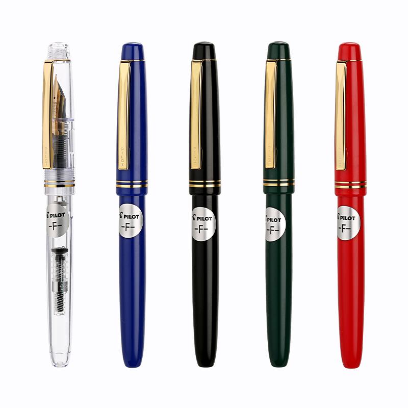 日本钢笔文具 Pilot百乐78G+升级版 高性价比学生成人练字万年笔