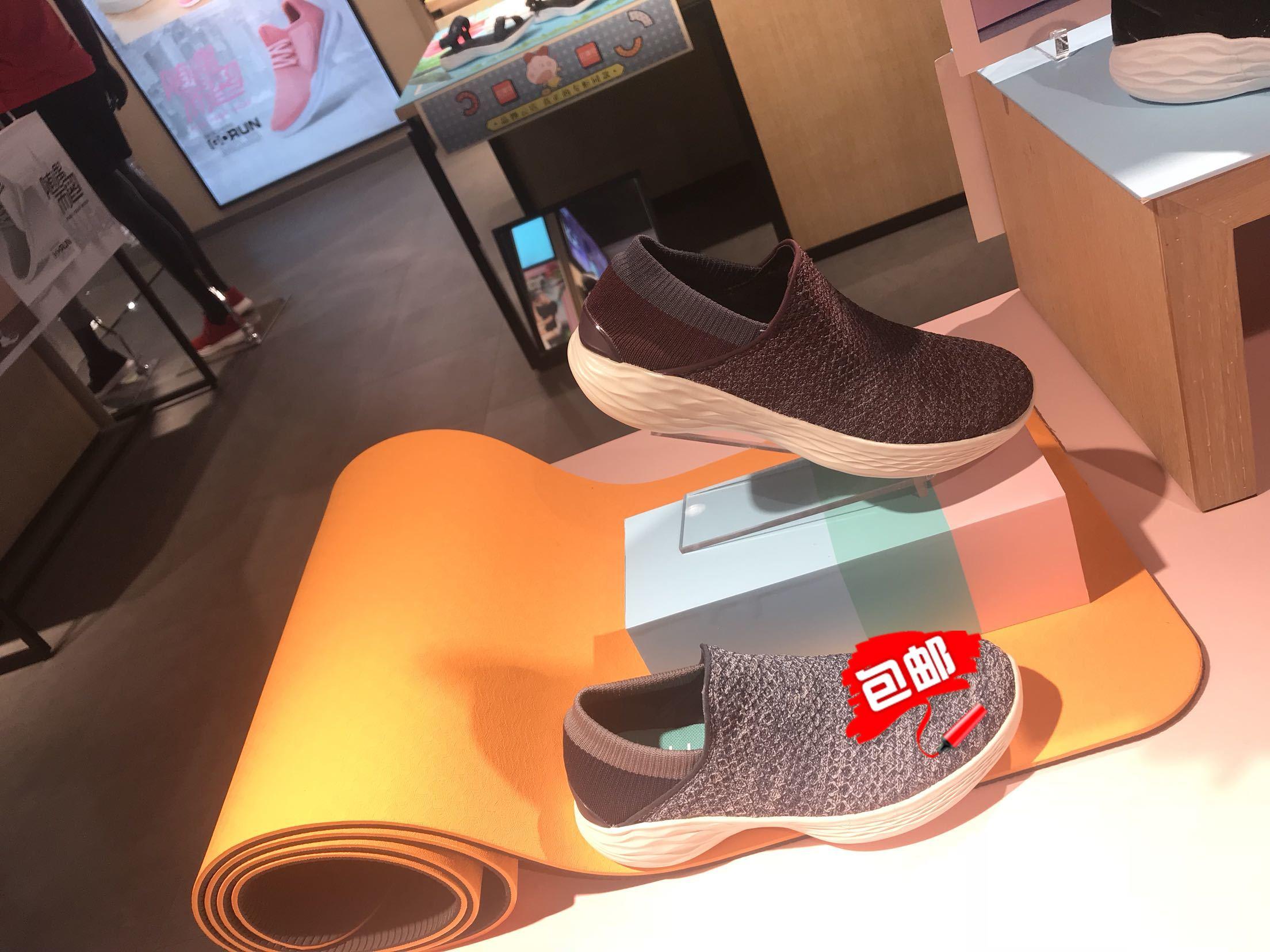 Skechers/斯凯奇唐嫣同款休闲女鞋新款YOU系列舒适健步鞋14951