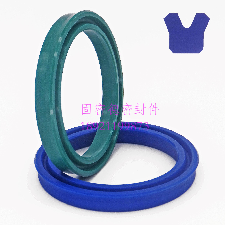 液压油缸用油封UN/UHS/UNS/U/Y型170/175*190/200*15密封圈/件/环