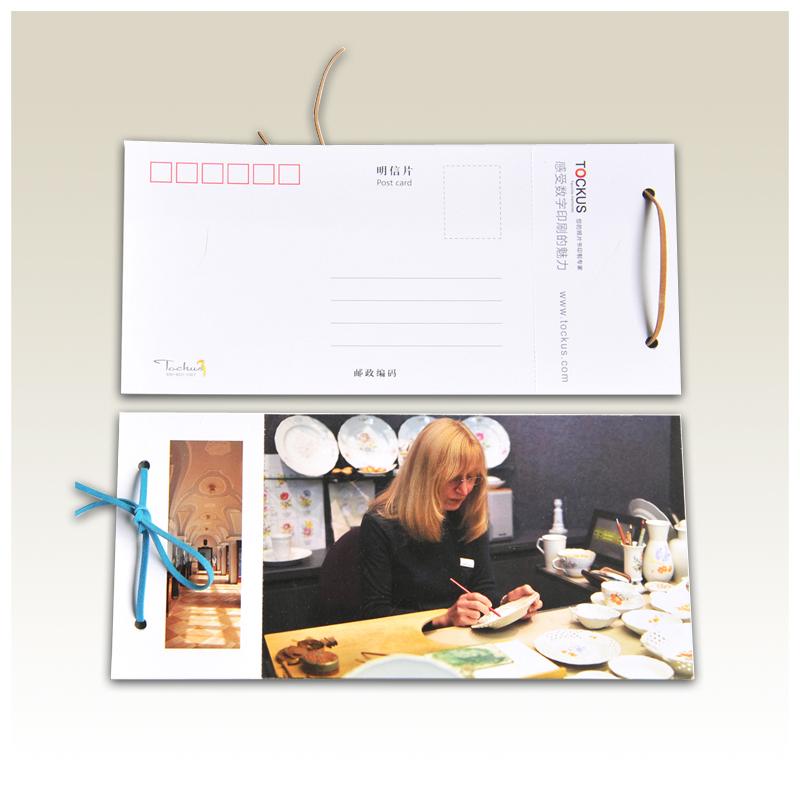 【TOCKUS- сделанный на заказ открытка 】 открытка творческий карта открытка сделанный на заказ фото печатные