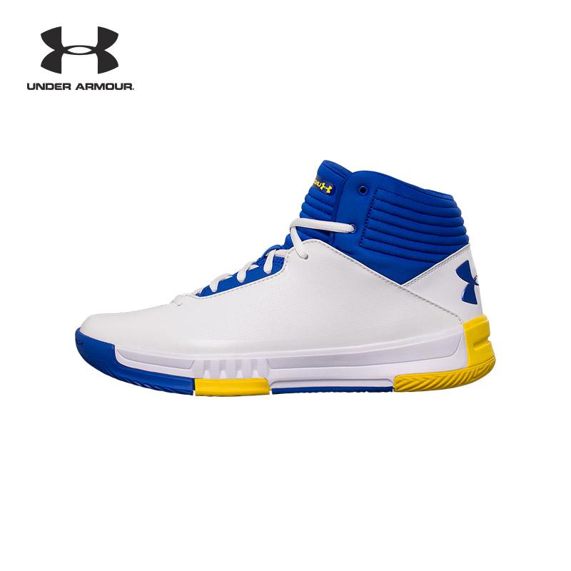 Under Armour 安德瑪 UA男子 Lockdown 2 籃球鞋-1303265