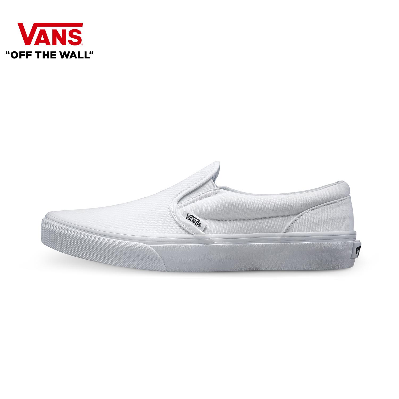 ~618~Vans童鞋旗艦店中童鞋黑色低幫帆布鞋|VN000ZBU6BT