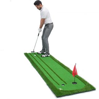 Тренировочные дорожки,  Гольф точность двойной хорошо дорога короткая клюшка тренажёр зелень комнатный мини зелень тренажёр, цена 6100 руб
