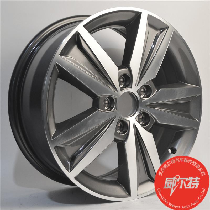 泰龙适配长安逸动16寸铝合金轮毂汽车钢圈品牌15款逸动
