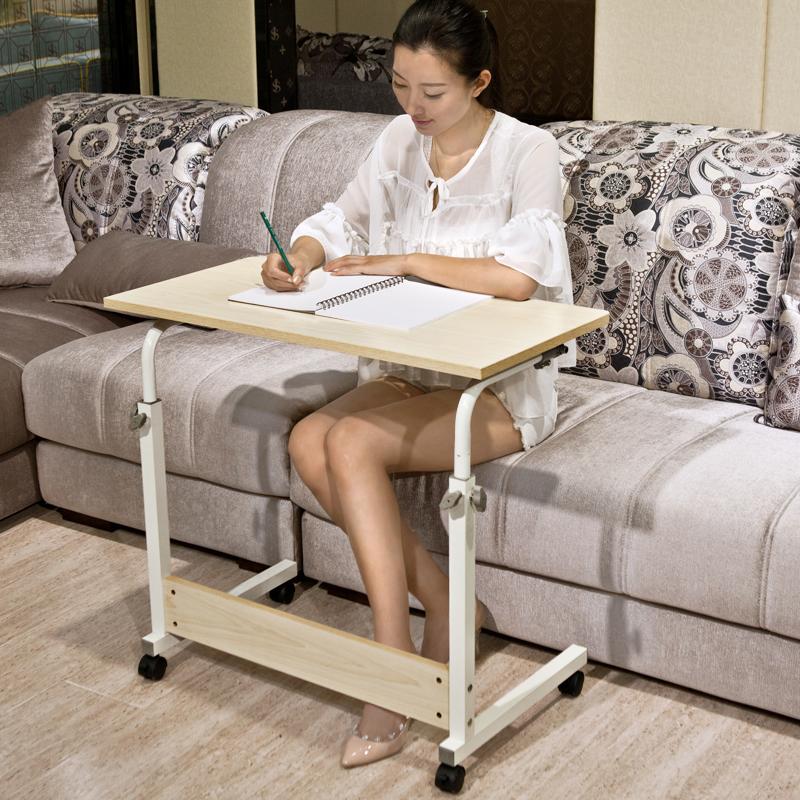 简易折叠家用学生床上可移动懒人桌12-01新券