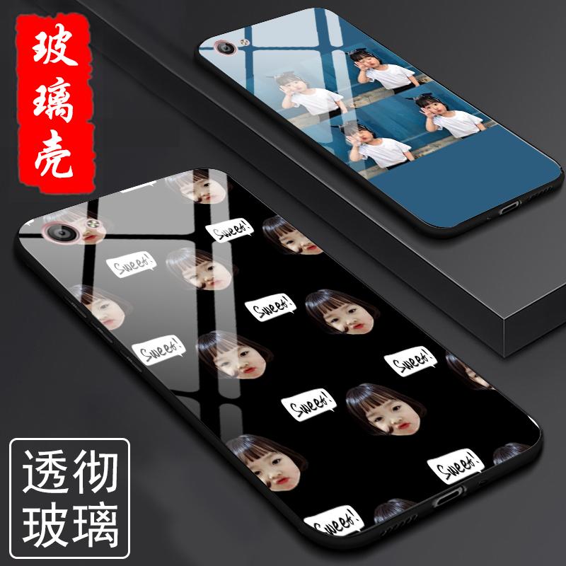 vivox9手机壳x9i权律二可爱韩国ins超火x9splus仙女玻璃女款高档