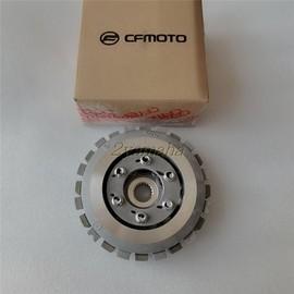 春风250nk离合器250NK离合器摩擦片从动片铁片大鼓小鼓压盘中心套