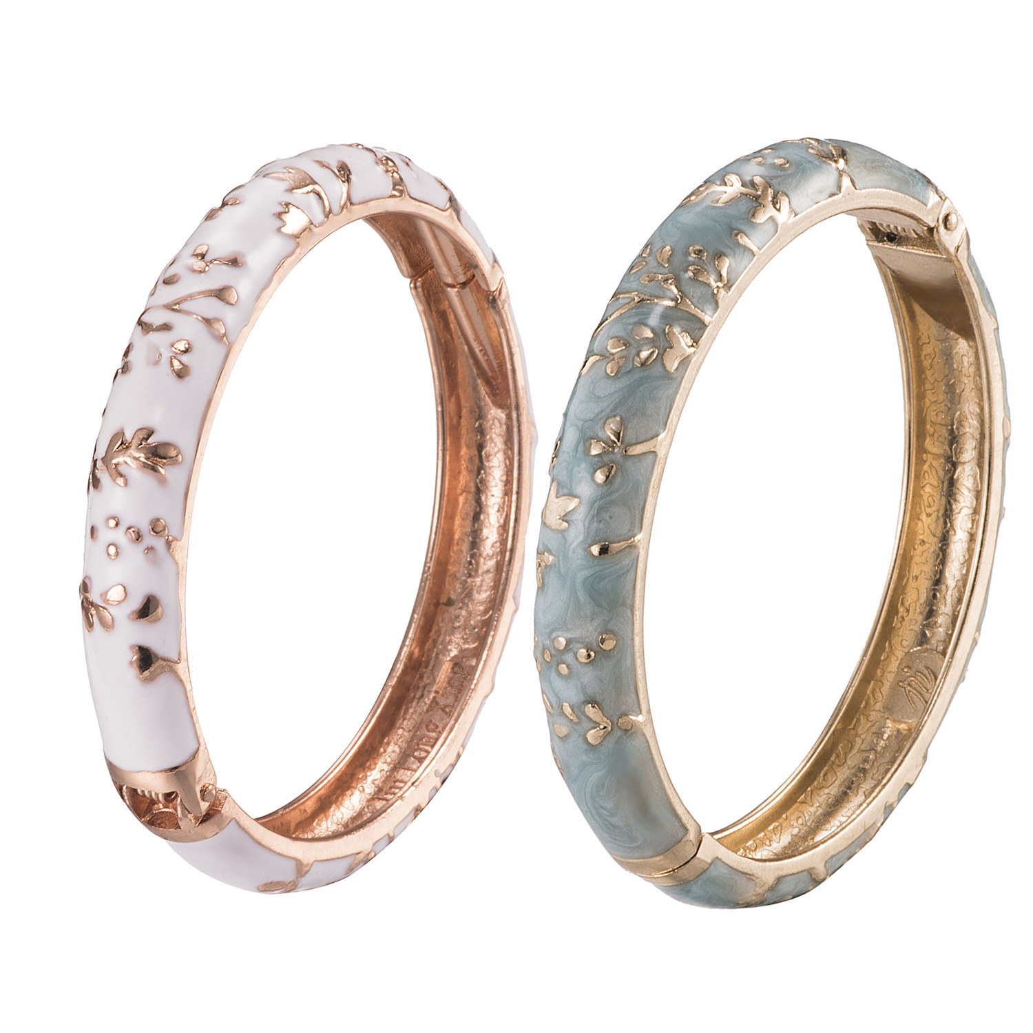 Ujoy Coral Bracelet Jewelry womens environmental protection alloy Cloisonne oil dripping accessory gift